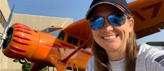 A Flying Adventure with Diane Barney