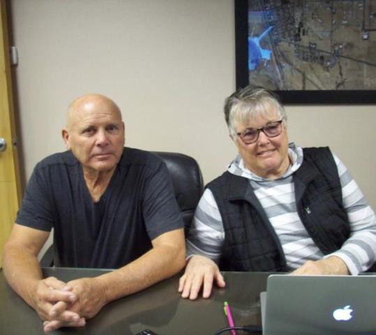 February PCS – Char & Gary Spencer