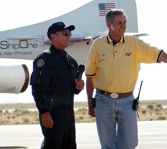 Making Astronauts in Mojave   KCET